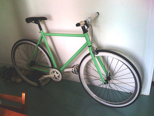New Bike! New Bike!