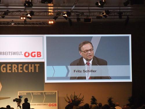 Für Fritz Schiller stellt sich das ÖGB-Grundlagenprogramm als retro-keynesianisch dar