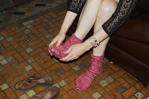 Sister-in-law Socks
