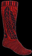 Firebird Socks photo from Bonnetbees
