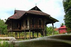 Rumah Lama Perak (The JASS) Tags: house traditional d70s malaysia lama rumah perak bota kanan jasni
