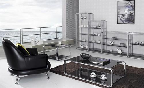 Bergh Coffee Table Set CJ078AB-SO