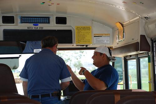 Summer job: Safety Vision mobile video surveillance camera installation