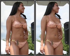 Miss Republic Bikini Contest, Republic Harley-Davidson, Stafford, Texas 2009.07.18