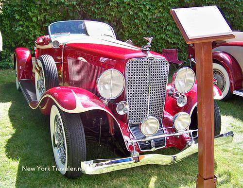 Classic Auburn Roadster