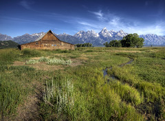 Moulton Barn (Jeremy Duguid) Tags: trees mountain mountains west field barn rural landscape searchthebest hole explorer grand jeremy jackson national pasture wyoming teton tetons geographic moulton duguid blueribbonwinner coth supershot flickrsbest mywinners abigfave platinumphoto flickrdiamond simplysuperb coth5 jeremyduguid