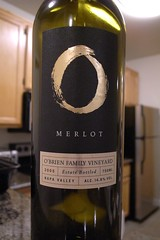 2005 O'Brien Family Vineyard Napa Valley Merlot