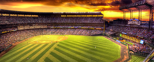 Safeco Field Panorama