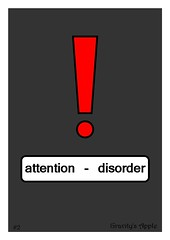 Attention - disorder
