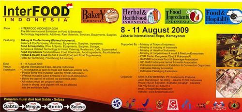 Exhibition Agenda
