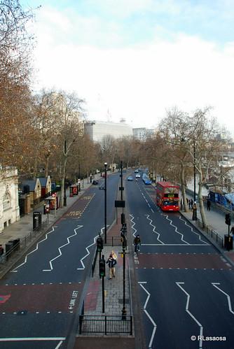Londres, Navidades 2009 by Rufino Lasaosa