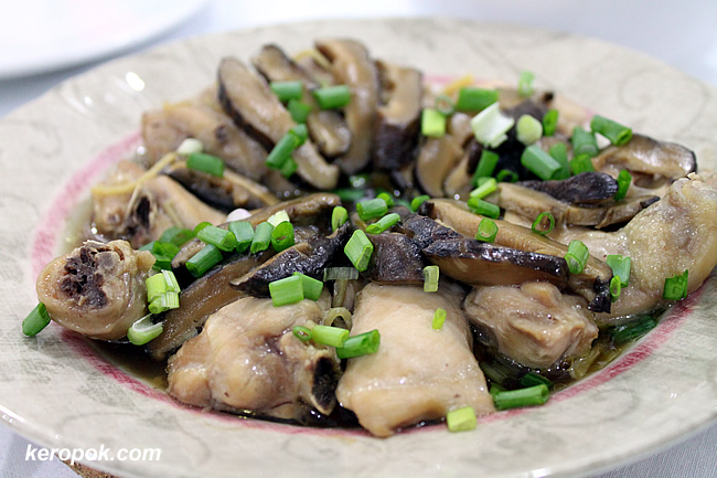 Cantonese Style Chicken
