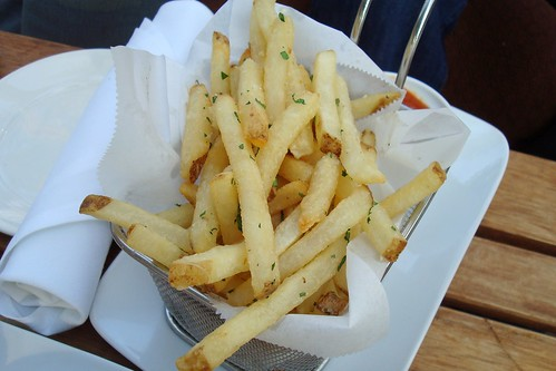 Garlic and Herb Fries