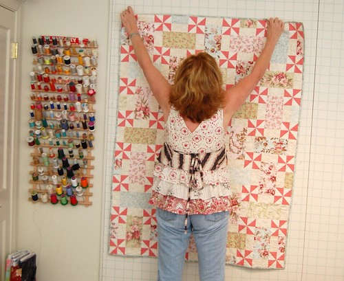 Behind the *screams* of The Quilt Show