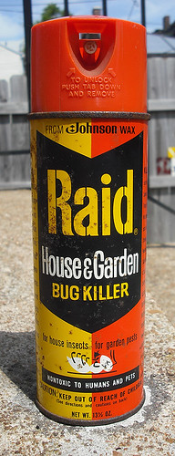 Old Raid Bug Killer Can A Photo On Flickriver