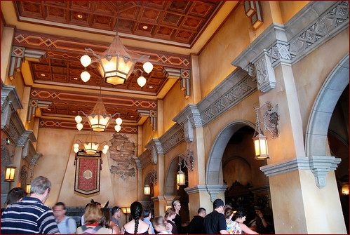 Inside Tower of Terror - DLP