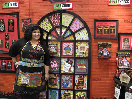 Crafty Chica at CHA in Orlando