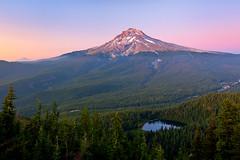 Mount Hood (Jesse Estes) Tags: sunset mounthood 1635 tomdickandharry 5d2 jesseestesphotography