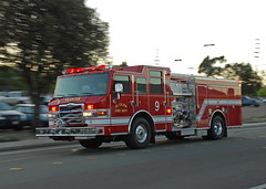 El Cajon Fire Dept. (So Cal Metro) Tags: rescue truck fire sandiego elcajon firetruck pierce fireengine firedept pumper ecfd eastcounty code3 elcajonfire