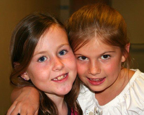 Sadie and Kendall
