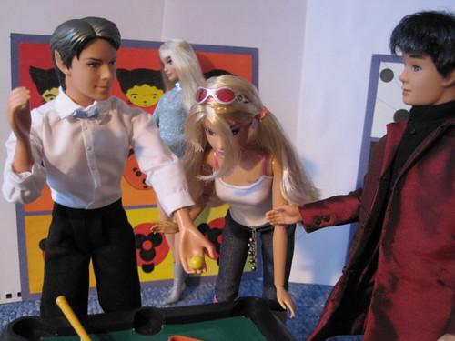IRENgorgeous: Magic Kingdom filled with Barbie dolls 3863074372_e66227b46c