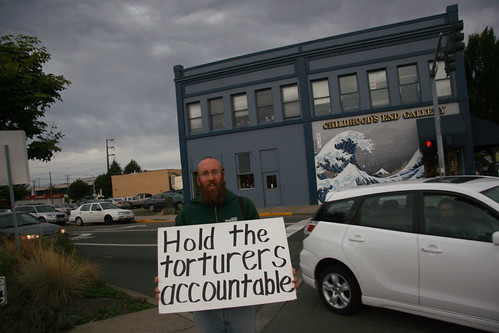Hold the Torturers Accountable
