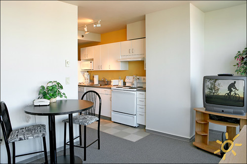 McGuire Studio Suite, Vacation Rental, Seattle, Washington.