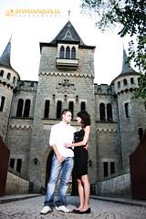 Liebesburg (Fotomahler) Tags: man male car fashion vw female portrt frau lowrider fotomahler