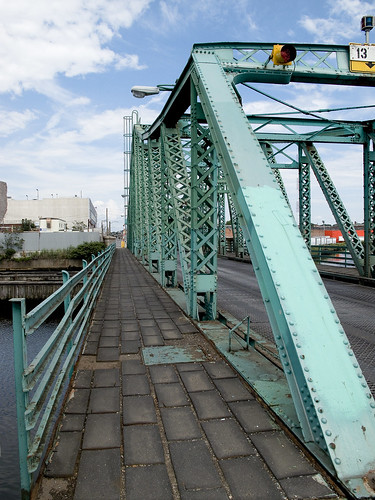 Grand Street Bridge by you.