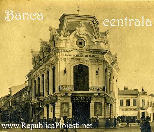Banca Centrala - inceput sec. XX