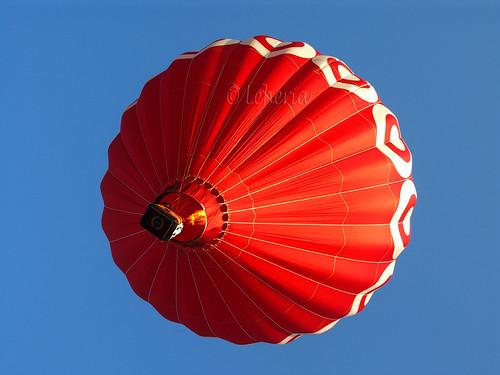 Plano Balloon Festival - Target