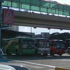 Ready, Set...Go!!!!!!! (octis lcis clum) Tags: city philippines makati avenue ayala edsa isuzu aerobus rebody partex nissandiesel rebodied lagunastarbus pilipinashino apexcommutertransport