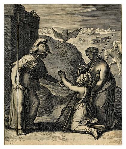 002-La ciencia perfecciona la naturaleza- Teatro moral de la vida humana1612- Otto Vaenius
