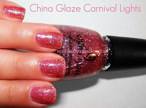 China Glaze Carnival Lights