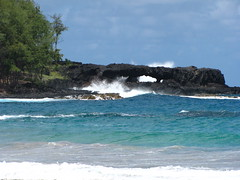 Koki Beach, Scenery on Road to Hana, Hwy 360, Maui, Hawaii (Snuffy) Tags: usa hawaii maui kokibeach roadtohana highway360