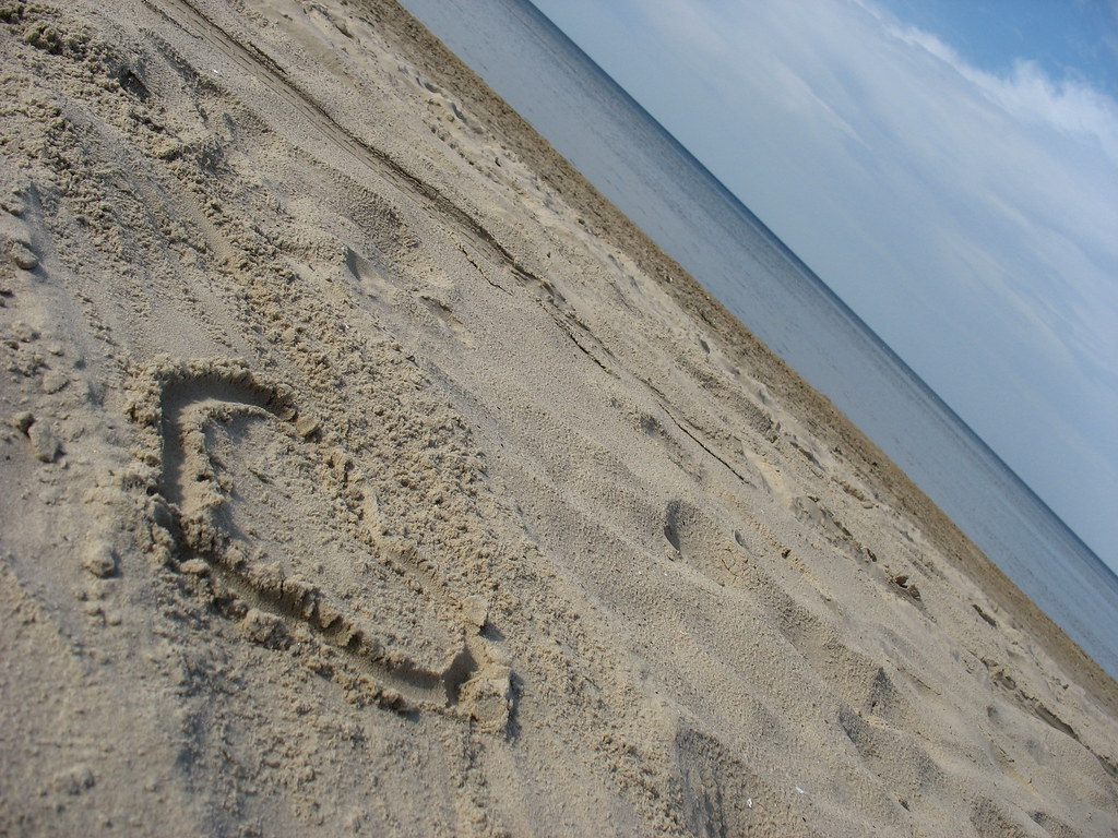 Jurmala: On The Beach