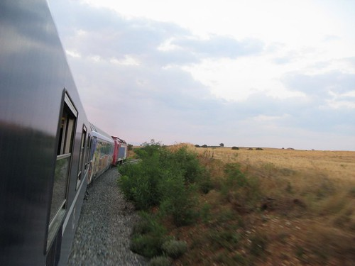 Viagem de Comboio de Salónica para Istambul