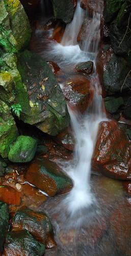 陽明山絹絲瀑布