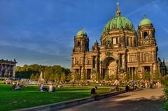 Berlin - Berliner Dom (Emilio Dellepiane) Tags: berlin architecture germany nikon hdr berlinerdom d5000 flickrunitedwinner flickrunitedaward aperturef