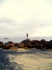 na ilha (giovanamoraes) Tags: preta ilha grandepraia