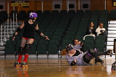 Albany All Stars079 (chimpmitten) Tags: rollerderby albany albanyny albanyallstars