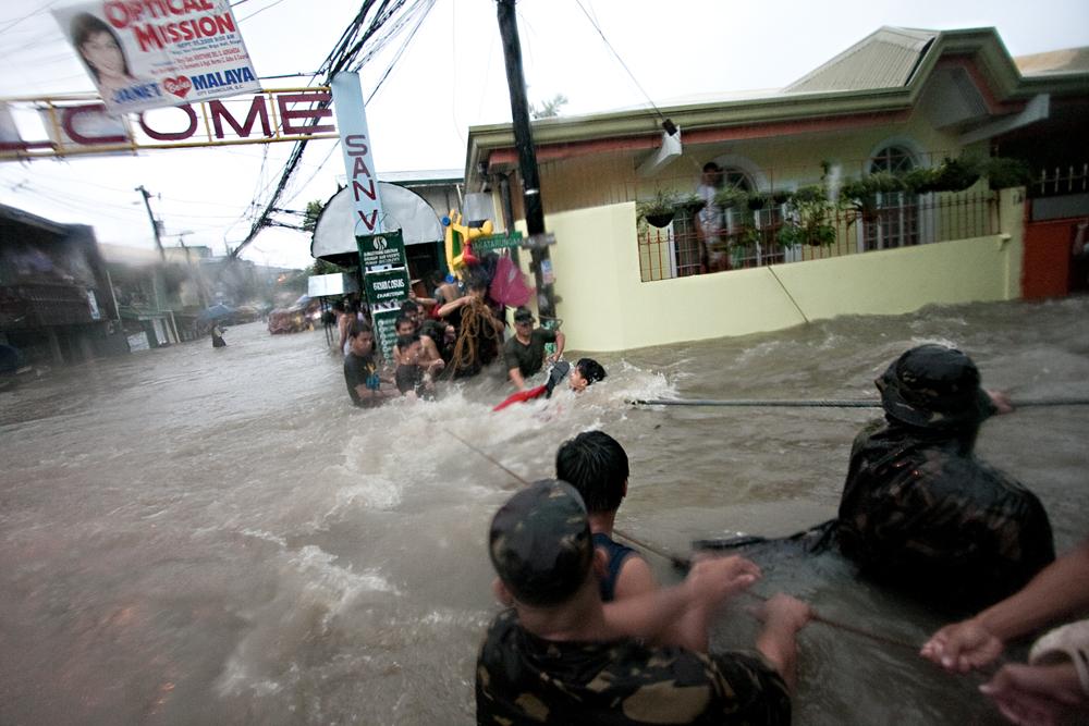 Typhoon Ondoy pics