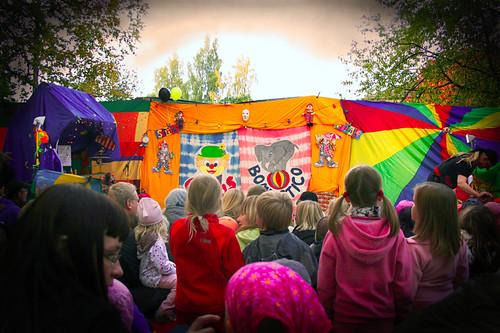 Circus moods 8