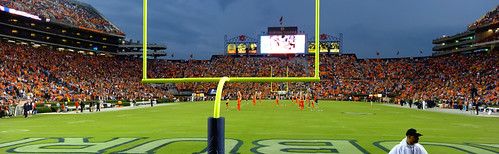 Auburn Tigers Football Stadium
