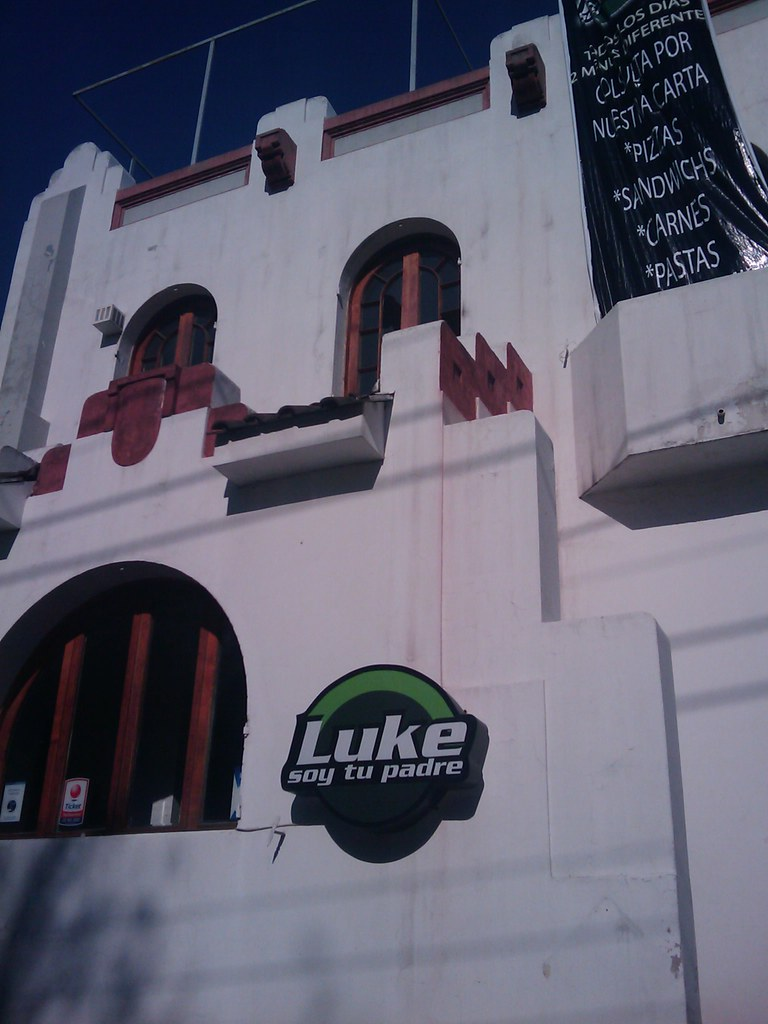 Restaurante Geek: Luke soy tu padre, en Santiago – Chile