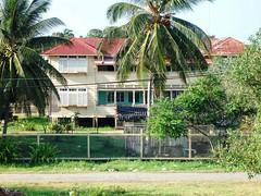 Fading Beauty (NigelDurrant) Tags: building southamerica architecture guyana georgetown seawall redroof  demerarashutters