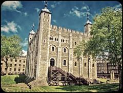 The Tower of London (Samantha Decker) Tags: uk greatbritain england london photoshop canon geotagged unitedkingdom ps powershot adobe gb pointandshoot postprocess toweroflondon cs4 geo:lat=51508208 topazadjust sx10is samanthadecker geo:lon=0077181 sdeurope