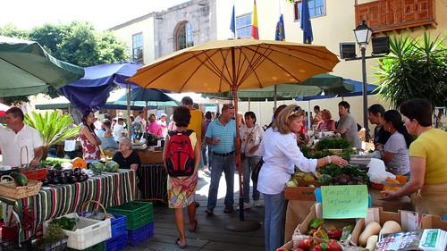 02 Mercado del Agricultor Güímar. 5 años. Octubre 2009