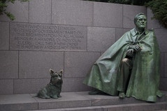 FDR Memorial (Hamburgh (historical), District of Columbia, United States) Photo