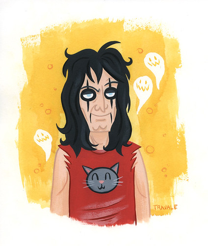 Alice Cooper is rad